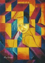 Cécile dans les cubes