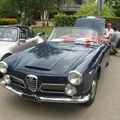 Alfa romeo 2600 spider (1961-1965)