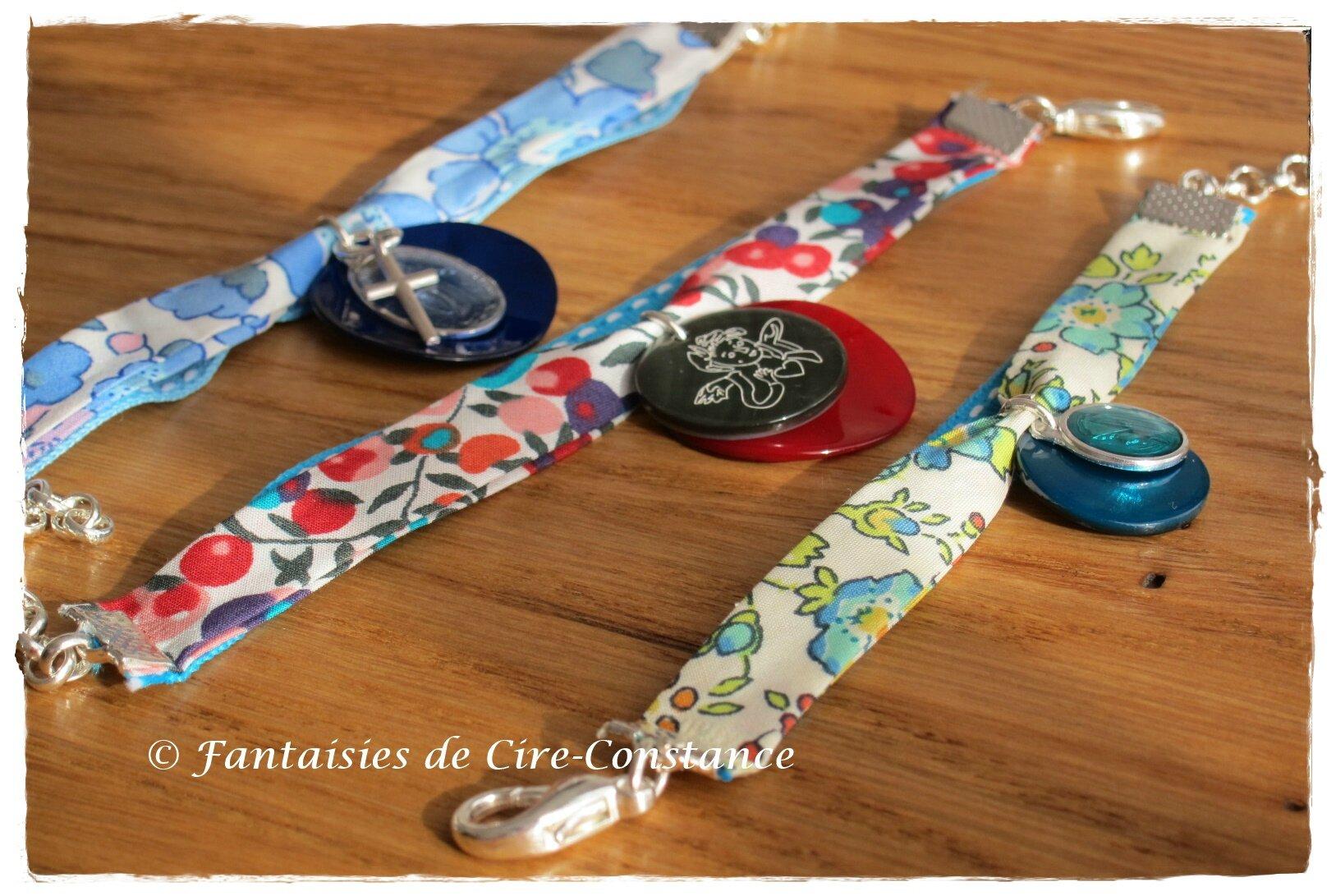 Bracelets Caroline et Maylis