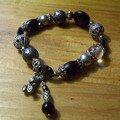 Bracelet ethnique Black