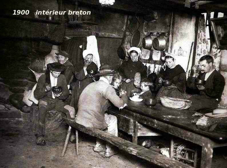 Intérieur breton