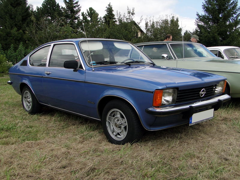 opel kadett c coupe berlinetta 1973 1979 oldiesfan67 mon blog auto. Black Bedroom Furniture Sets. Home Design Ideas