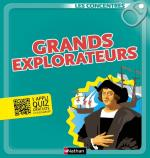 Concentrés Grands explorateurs couv
