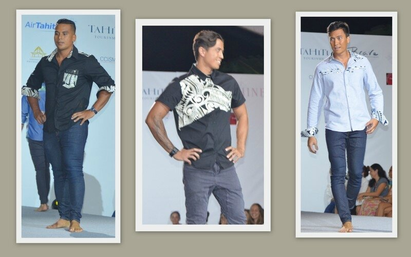 Tahiti Fashion Week 214
