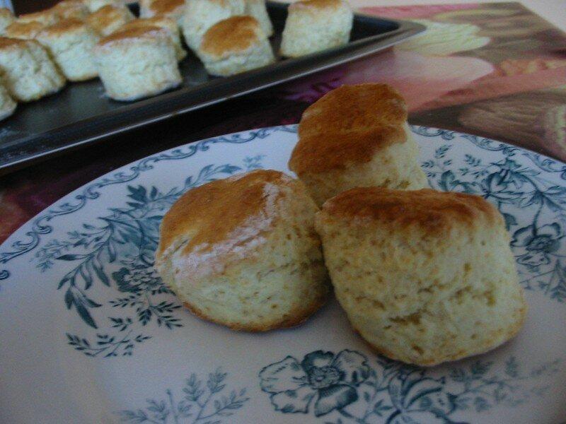 rose's scones