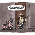 ps hollande coppé humour croissant