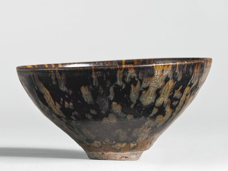 A 'Jizhou' splashed bowl, Southern Song dynasty2