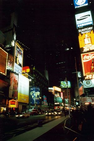 NYC_New_York_Broadway_by_night_b