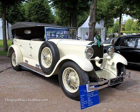 Daimler Benz type Mannheim 350 de 1929 (9ème Classic Gala de Schwetzingen 2011) 01