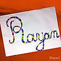 Rayan verso