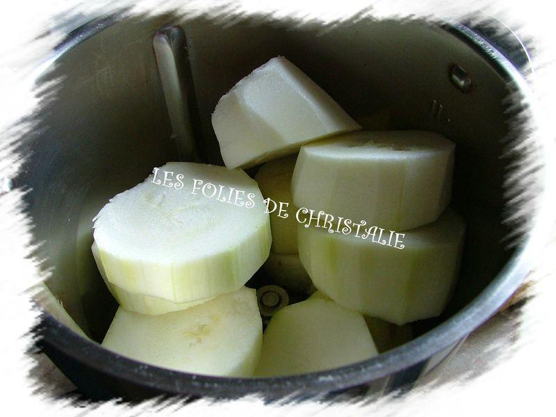 Gratin de p tes sauce courgettes les folies de christalie ou quand la cuisine devient passion - Quand semer les courgettes ...