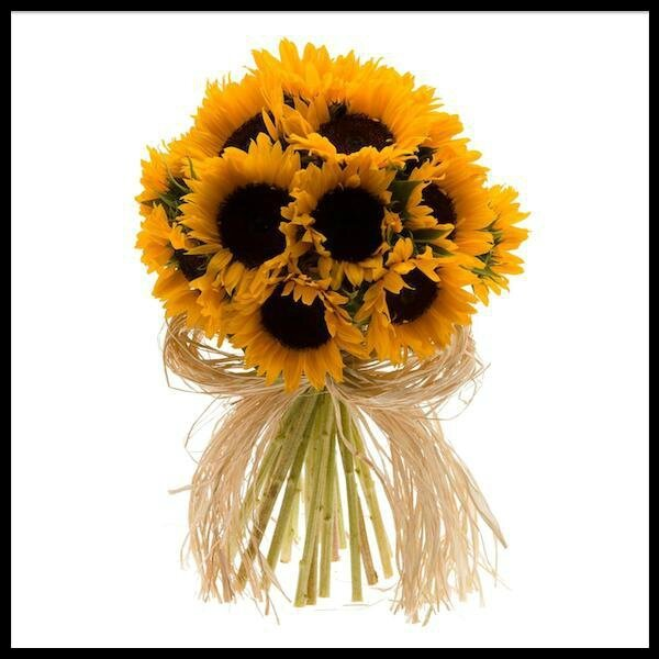 national gallery bouquet tournesols