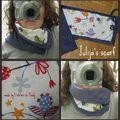 Julija's scarf printemps/hiver