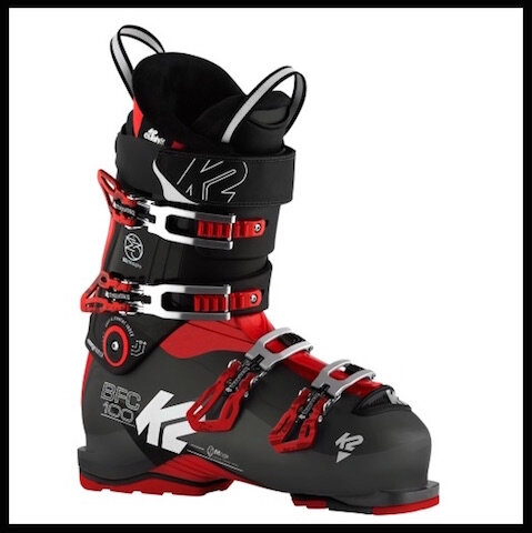 k2 buil for comfort 100 walk chaussures ski 2