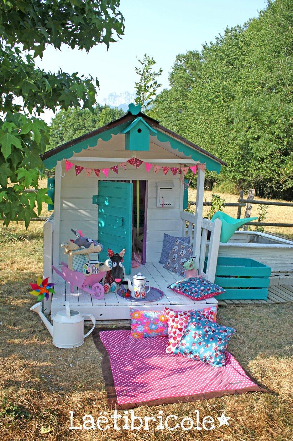 cabane et compagnie laetibricole. Black Bedroom Furniture Sets. Home Design Ideas