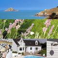 Le val-andré, la maison, la mer et la piscine !