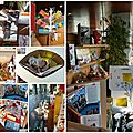 Photos mis en place vitrine enfants dialogues1