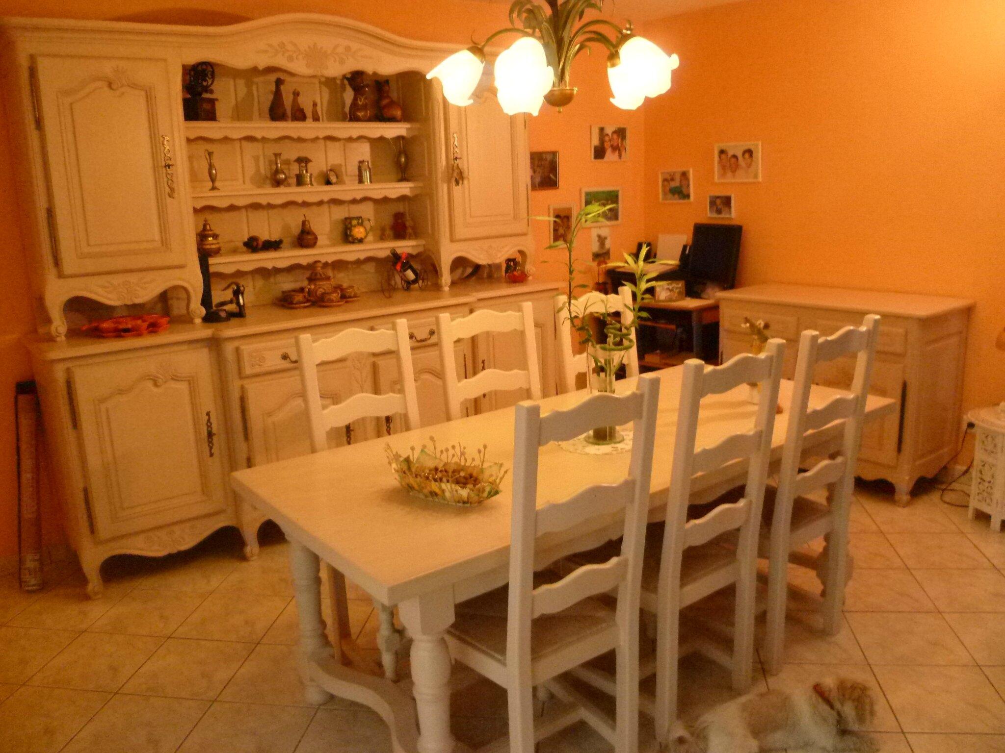 P1000966 - Relooking salle a manger rustique ...
