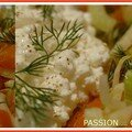Salade irlandaise pour l'irlande gourmande