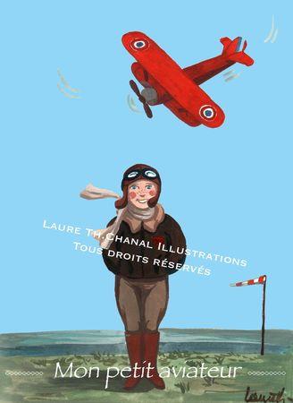 mon petit aviateur T fili