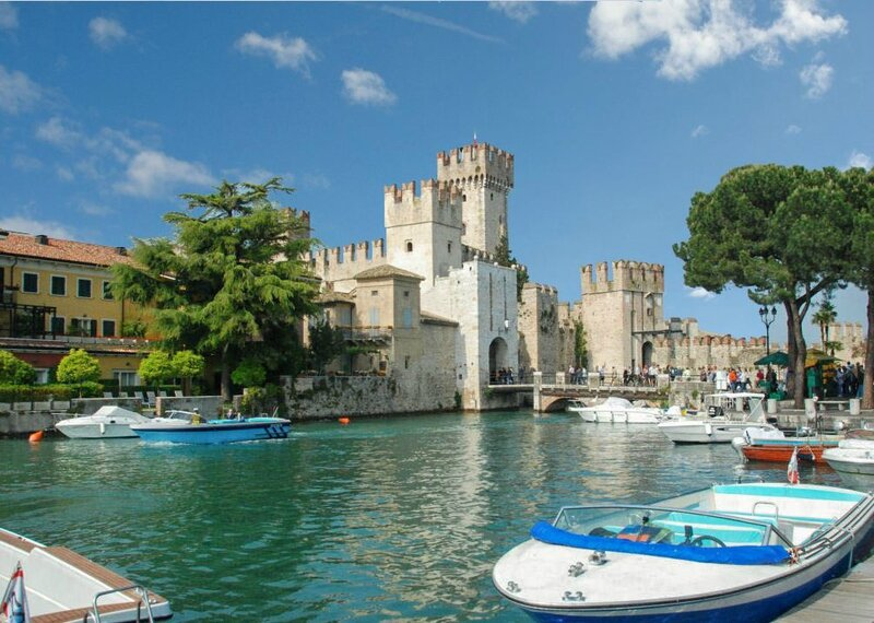Souvent Lac de Garde : Sirmione - Martine Passion Photos VE88