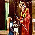 Neuvaine en l'honneur de saint blaise