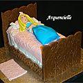 Cuisine créative : Version sucré : Gâteaux filles