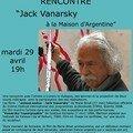 Maison d'argentine - jack vanarsky