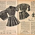 Modes et travaux tricot nov 51