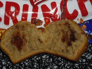 muffin crunch