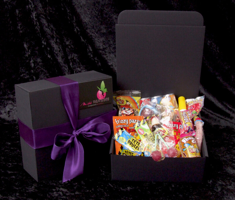 Candy box magasin