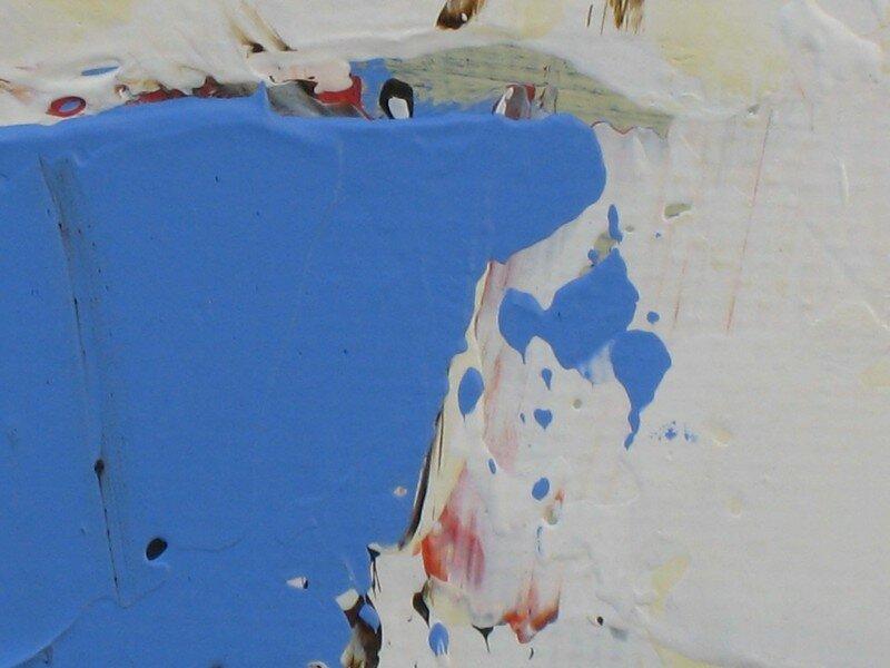 Nouveau peintre abstrait franck gervaise peintre for Peintres abstraits