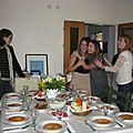 Club cuisine chez Nil - 30/11/2012