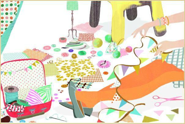 Un happy monday d 39 octobre c 39 est dimanche patrons - Salon creations et savoir faire entree gratuite ...