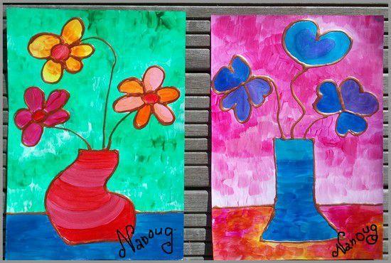 27_FLEURS_ bouquet de fleurs les 2 signés nanoug550(3)