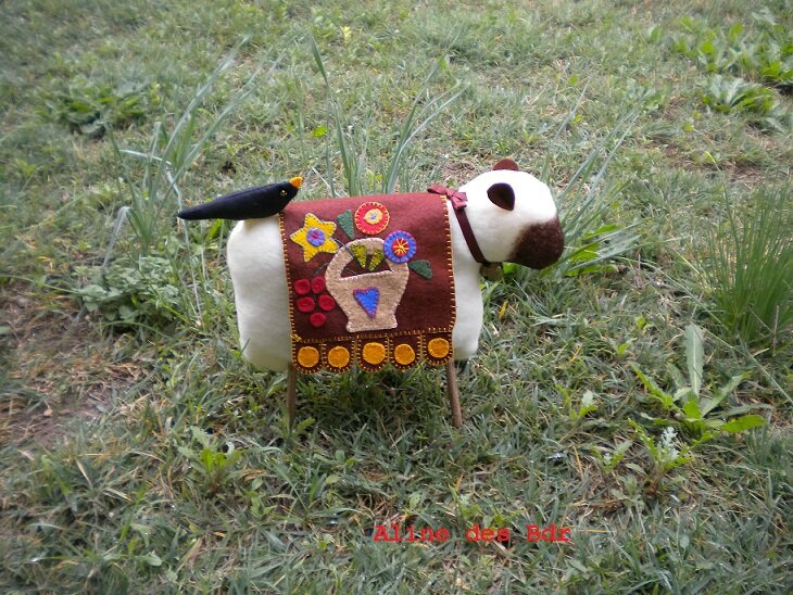 Philémon le mouton