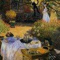 Monet - Le Déjeuner