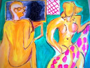Reproduction Matisse 1