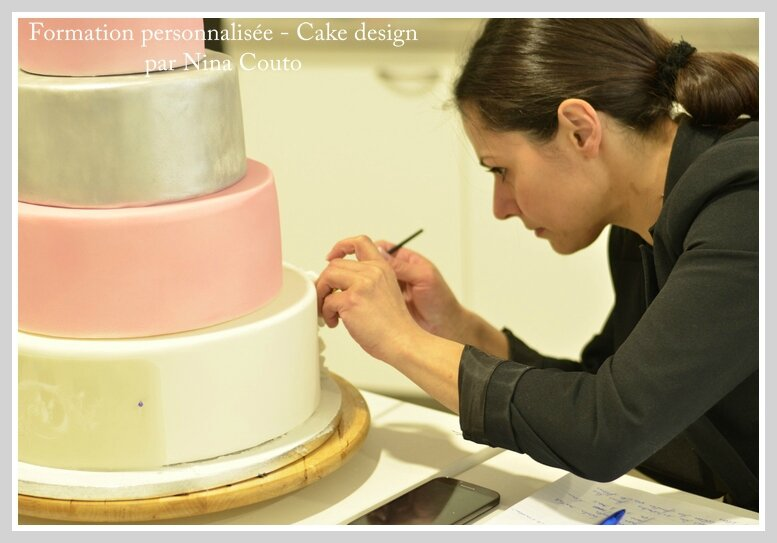 Formation personnalisée cake design nimes