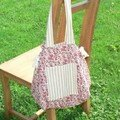Sac reçu de Fred (made in Fred) pour Val