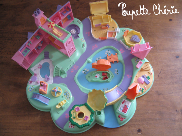 Polly Pocket grande ferme 02