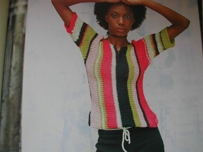 Ibiza Stripe Shirt with Shorts