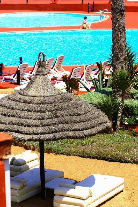 Piscine Tahiti Casablanca