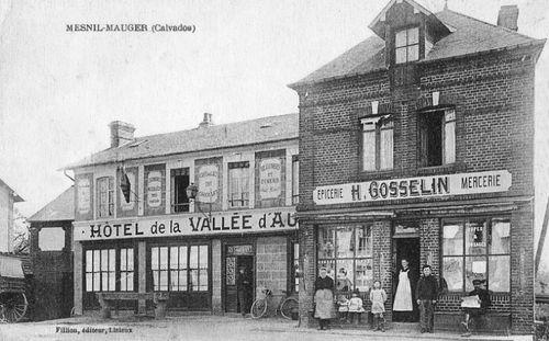 Le Mesnil-Mauger - Hotel Vallée d'Auge Gosselin
