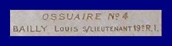 Ossuaire Albert - Blog extrait