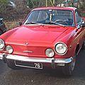 Fiat 850 sport coupé (1965-1972)
