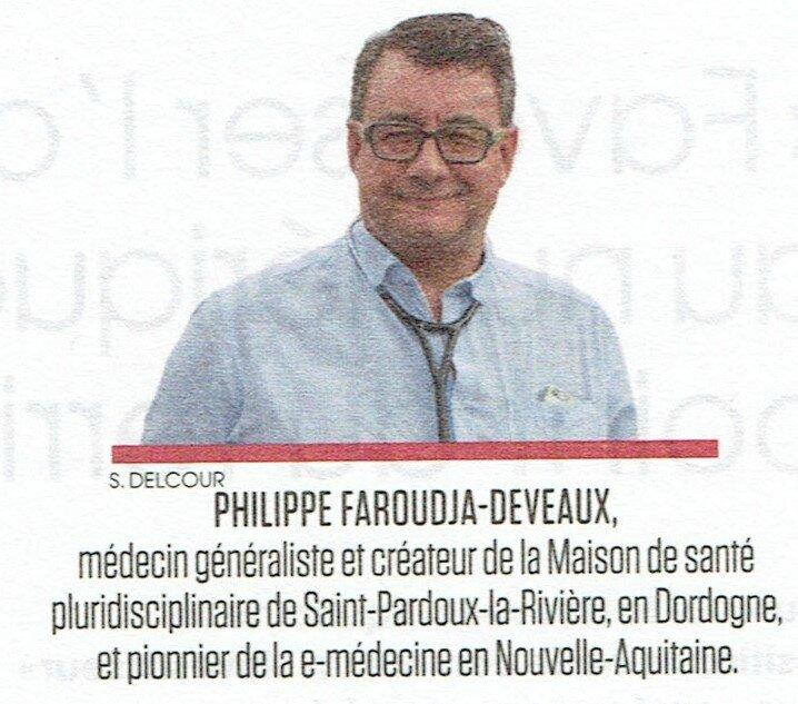 Philippe faroudja deveaux