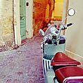 Rue provençale pour clic-clac