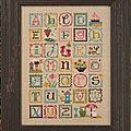 Summer alphabet, i