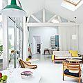 La future maison : les combles